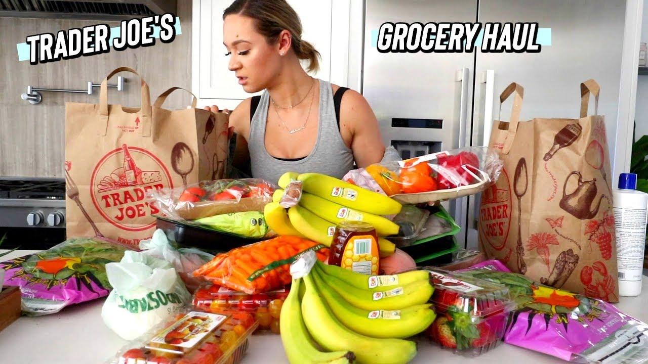 Download trader joe's grocery haul