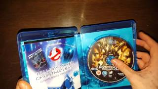 Terminator Collection Bluray Unboxing