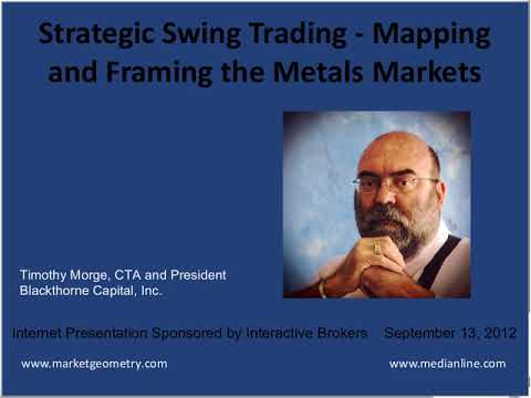Strategic Swing Trading - Mapping and Framing the Metals Markets