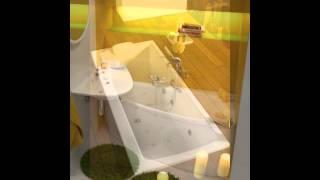 Обзор ванн европейского производства от Aqua24.ru
