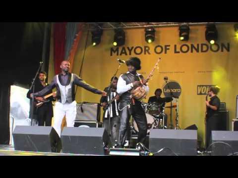 Africa on the Square  2015 * Saidi Kanda & Mvula Mandondo 01