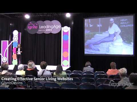 (GlynnDevins) Creating Effective Senior Living Websites