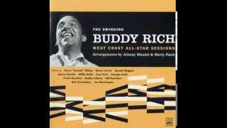 The Buddy Rich All Stars - Sportin