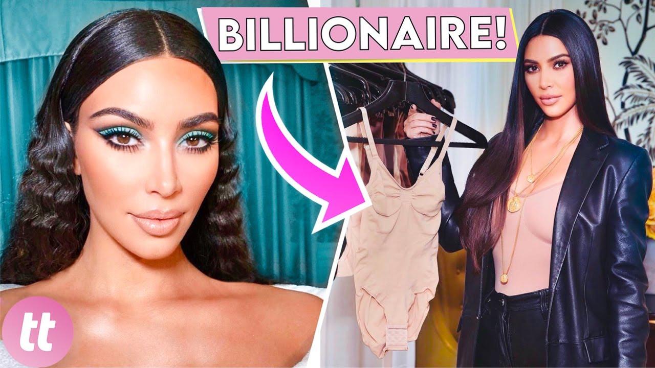 How Kim Kardashian Became A Billionaire