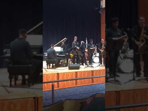 """RYJO Winter Recital - """"Triste"""" by Antonio Jobim"""