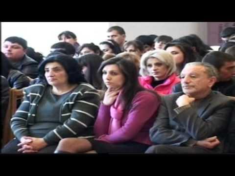Www.police.am - 02 Armenian Police TV Program - 08.03.2012