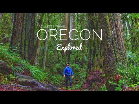 Oregon, Explored -