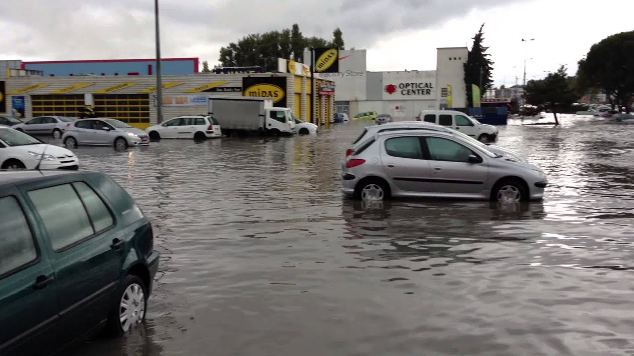 Inondations parking plan de campagne youtube - Cuisinella plan de campagne ...