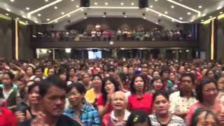 Ibadah Misi GBI MPI Palembang