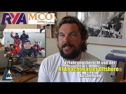 SEGELN: Erfahrungsbericht zum RYA Yachtmaster Offshore