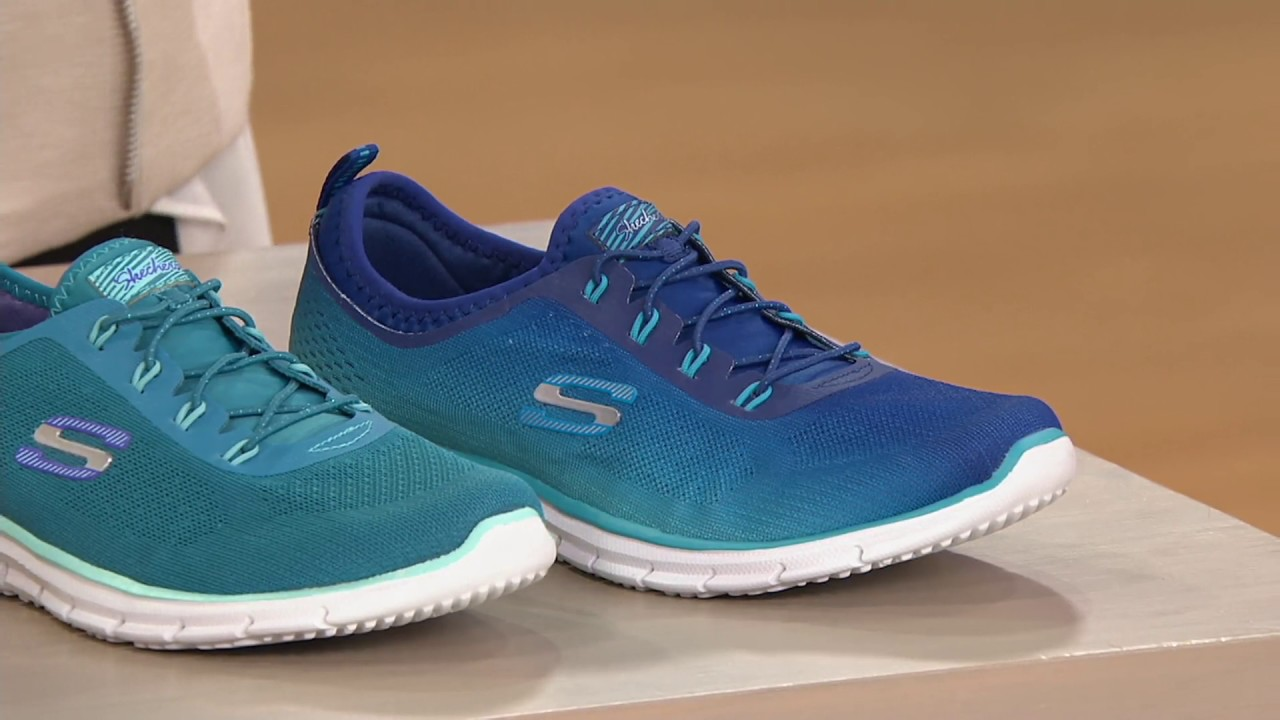 Skechers Bungee Slip on Sneakers Zen —