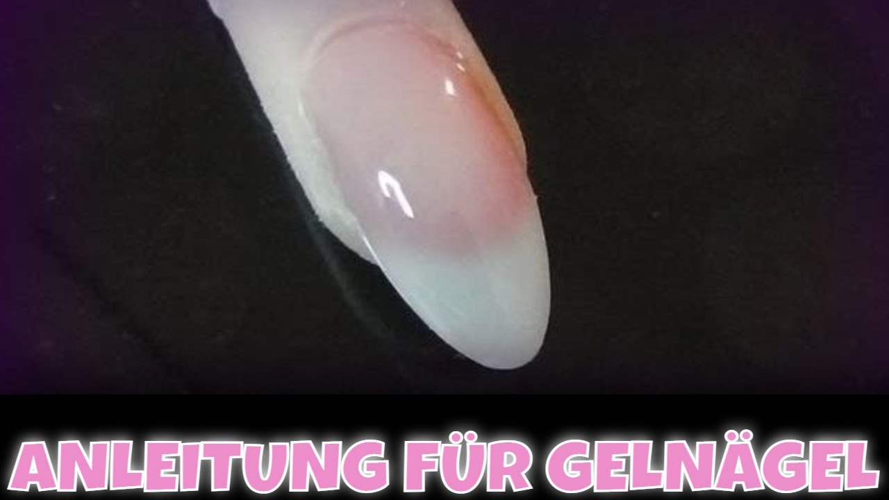 anleitung geln gel gel nails like rihanna youtube. Black Bedroom Furniture Sets. Home Design Ideas