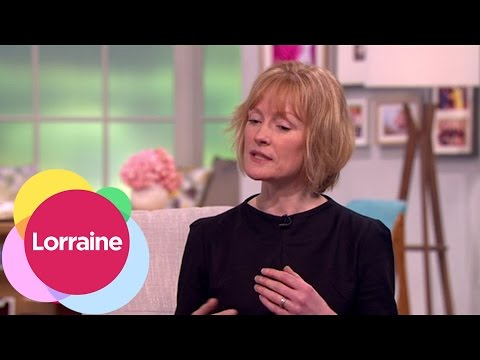 Claire Skinner On Her New Show Critical | Lorraine