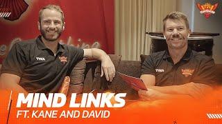Mind Links ft. Kane Williamson and David Warner | IPL 2021 | SRH