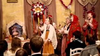 Sirin Ensemble - Russian folk farcical carols on Christmas