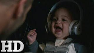 Hızlı Ve Öfkeli 8| Deckard Shaw Ve Bebek| HD
