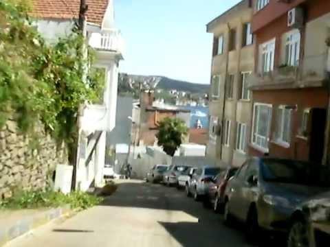 Driving Thru Istanbul - near Bosphorus