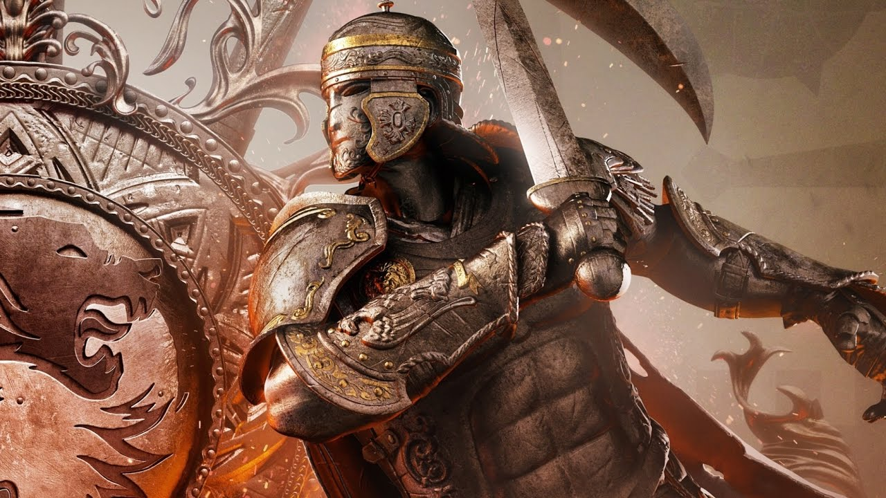 For Honor Pvp The Gladiator Hybrid Learning Centurion