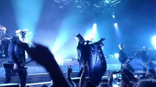 Ghost - Intro + Square Hammer (Norwich, UEA LCR, 24/03/17) HD