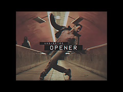 VHS Opener - After Effects template - 동영상