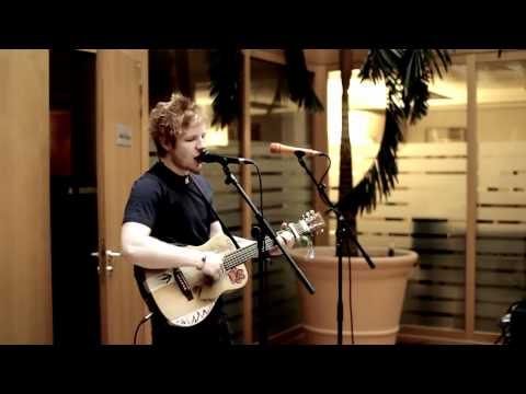 "Ed Sheeran ""Grade 8"" - NP Sessions"