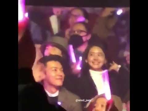 Závětří donghae a yoona