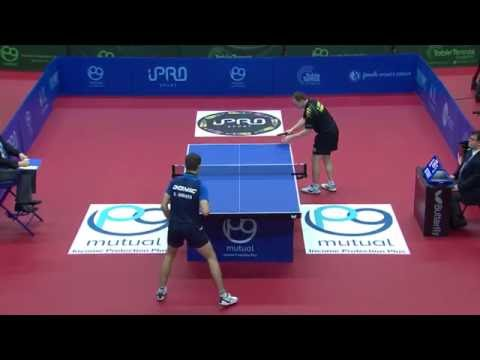 Men's Singles Final - PG Mutual National Championships