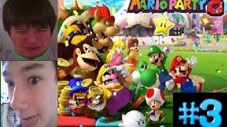 Mario Party 8 - Reverse Santa - Part 3 - Let