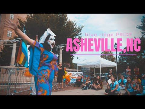 Blue Ridge Pride 2019 In Asheville, NC