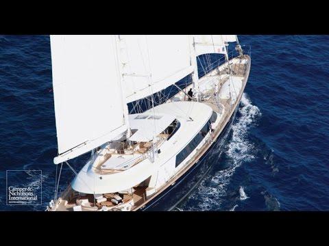 Sailing Yacht Meteor Royal Huisman Porto Cervo Regatt