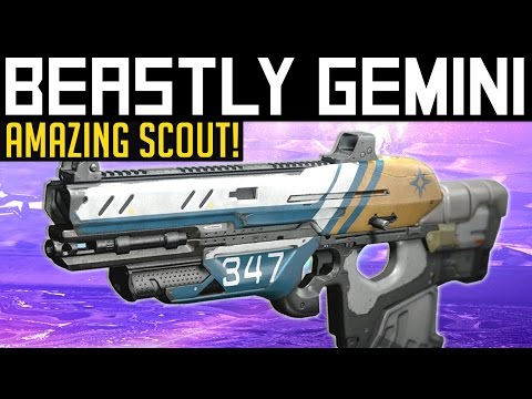 Voir destiny this scout is awesome boolean gemini in pvp rise