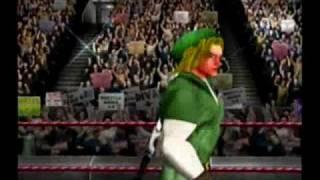 WWE Wrestlemania XIX CAW