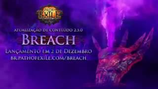 Path of Exile: Trailer Oficial da Liga Breach