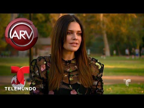 Angélica Celaya confesó qué aprendió de Jenni Rivera  Al Rojo Vivo  Telemundo