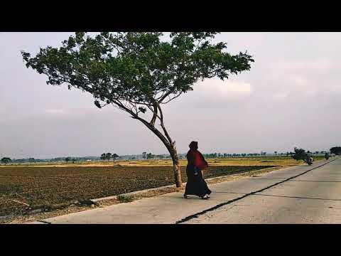Cover Video Clip Maujud Qolbi-Najwa Faruq By Penikmat Senja98