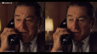 'The Irishman': De-Aging Visual Effects | Localish