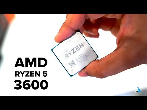 AMD Ryzen 5 3600 REVIEW and BENCHMARKS w/ GAMING!