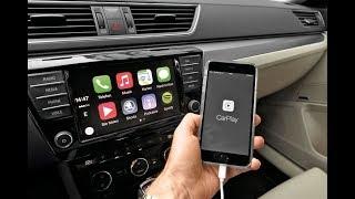 новые функции CarPlay, навигация от Google