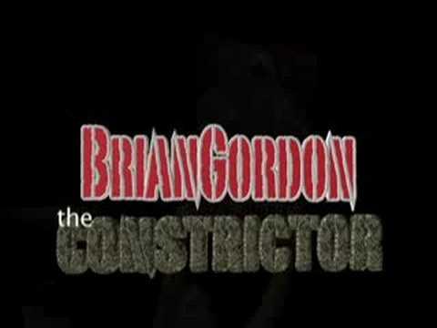 Brian Gordon, The Constrictor