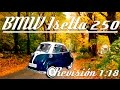Revisión 1:18 / Bmw Isetta 250, De Revell.