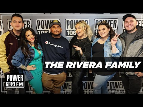 The Rivera Family talks Season 3, Chiquis love life, Twerking for the culture and more!