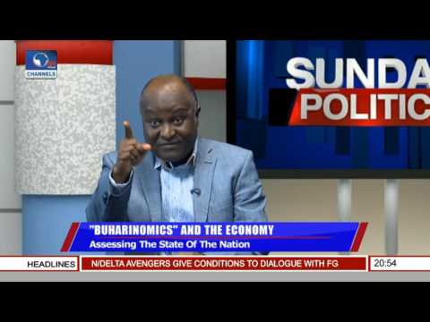 Politics Today: Former CBN Deputy Governor Speaks On ''Buharinomics'' And The Economy Pt. 2
