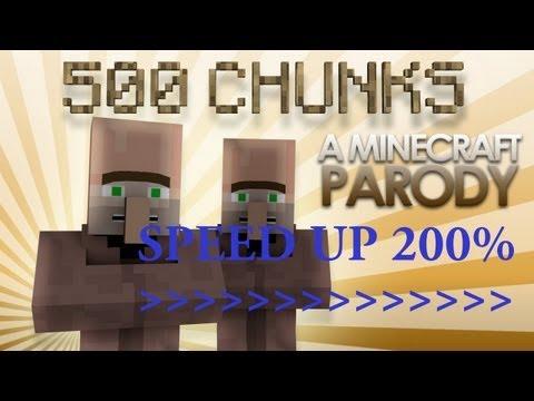 Speed Up 200% - 500 Chunks