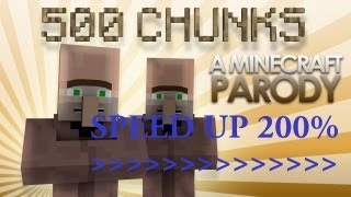 Speed Up 200% - 500 Chunks