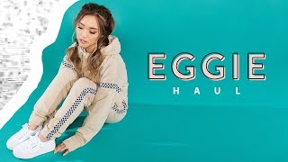 My Clothing Line Is Finally Out! | Eggie Haul Free HD Video