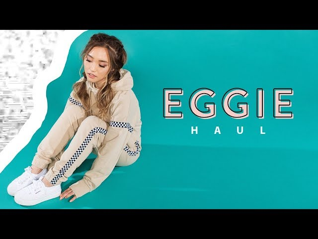 My Clothing Line Is Finally Out!   Eggie Haul