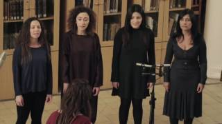 Amalgamation Choir - Ksenitia tou Erota (Live at the Library)