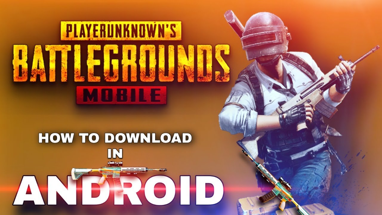 How to Install New PUBG Mobile Game With Apk+Obb Data in Android