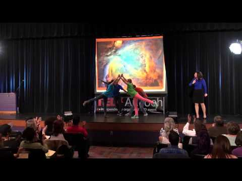 AWE (Art, Wonder and Experiential) Inspired Science | Janet Ivey | TEDxAntioch