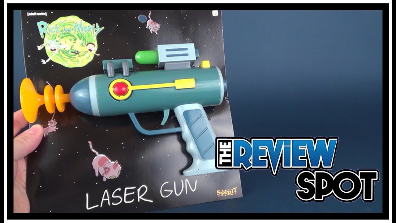 Rick And Morty Portal Gun Toy Adult Tv Show Costume Accessory